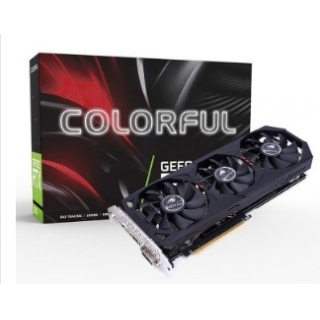 七彩虹Colorful GeForce GTX 1660 Gami...